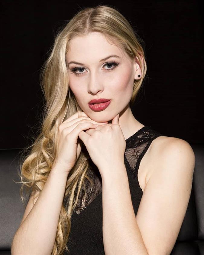 Larissa Robitschko crowned Miss Austria 2019