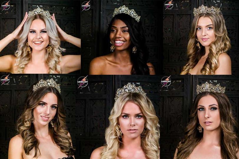Miss Intercontinental Netherlands 2018 Meet The Contestants