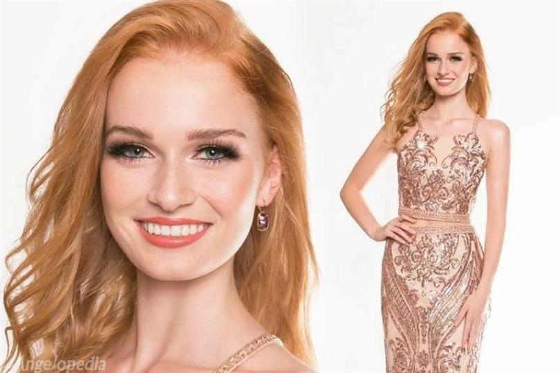 Natasja Kunde crowned Miss Grand Denmark 2018