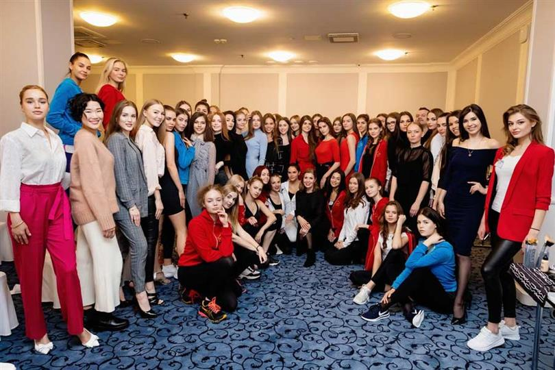 Road to Miss Russia 2019