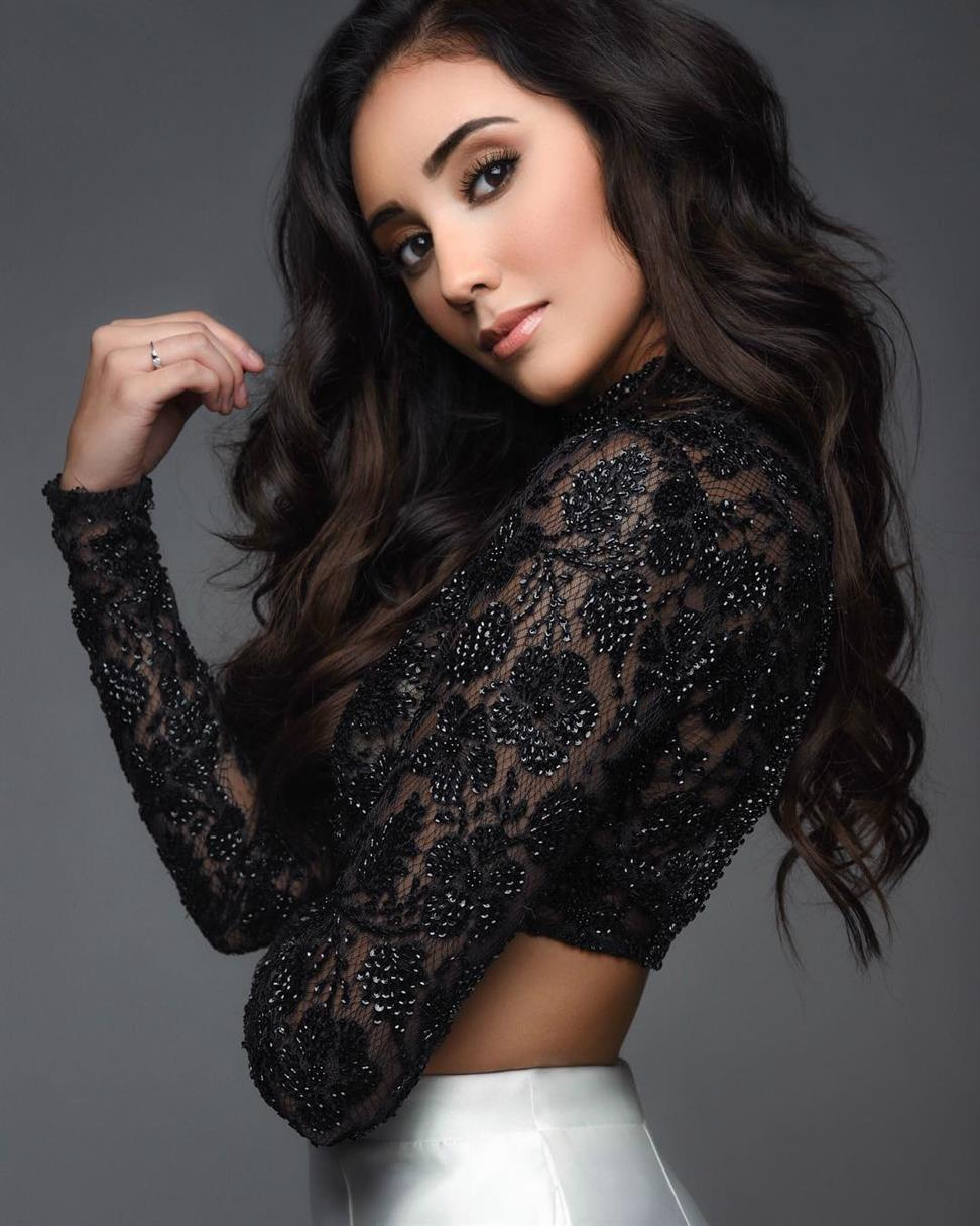 Miss Universe 2018 2019 >> Miss New Mexico USA 2018 Kristen Leyva for Miss USA 2018 | Angelopedia