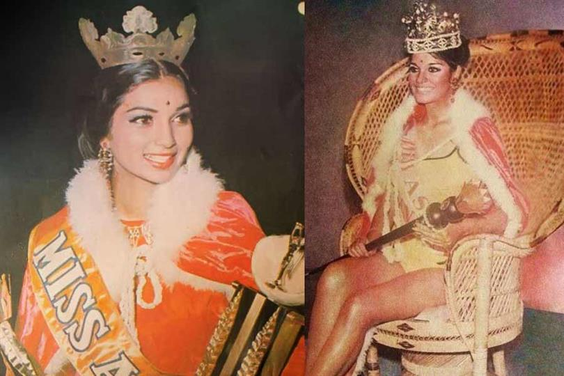 Indian queens crowned in host city of the Philippines