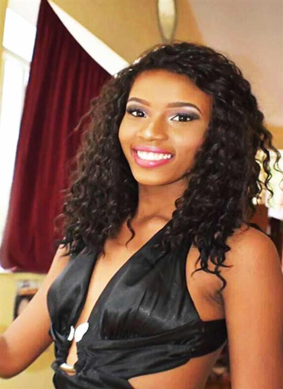Meet Emmanuella Michel Miss Earth Haiti 2019