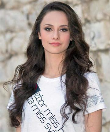 Beauty Talks With Vanna Apostolovski Miss Croatia World 2016 Finalist