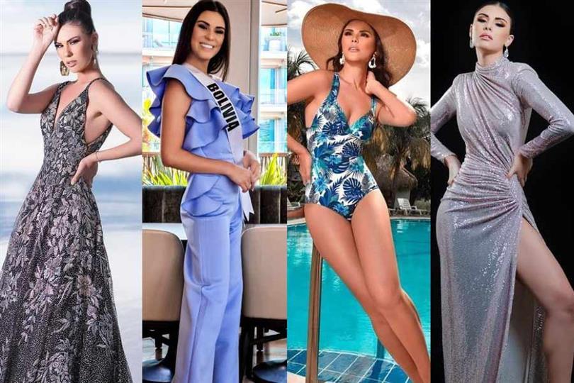 Miss Universe Bolivia 2020 Lenka Nemar