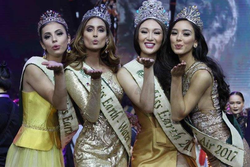 The Asian Influence in the Big 5 Beauty Pageants in 2018