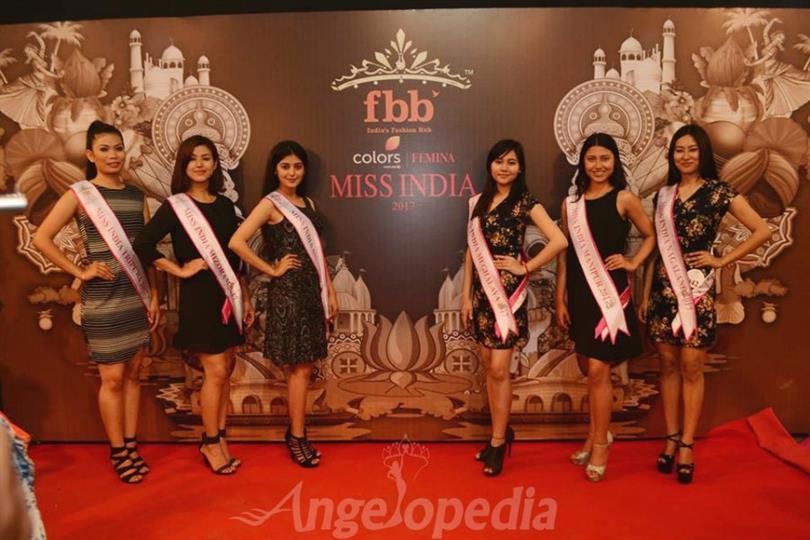 Femina Miss India 2017 – Meet the East Zone Winners