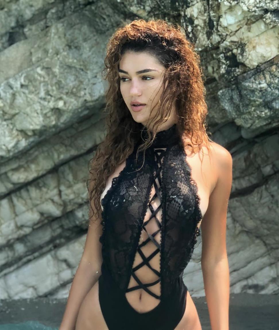 Miss Grand Albania 2018 Klaudia Kalia