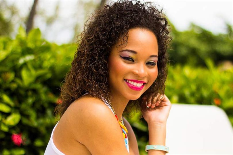 Ieashia Browne: Most promising delegate for Miss World Barbados 2019 crown