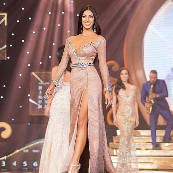 Fabiana Hurtado Tarrazona crowned Miss Universe Bolivia 2019