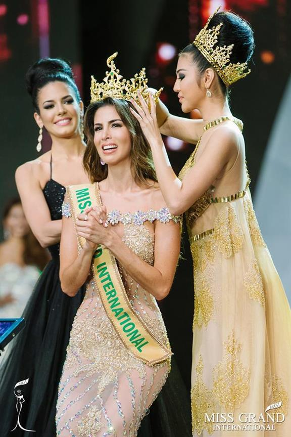 The Queens who conquered Big5 International pageants in 2017