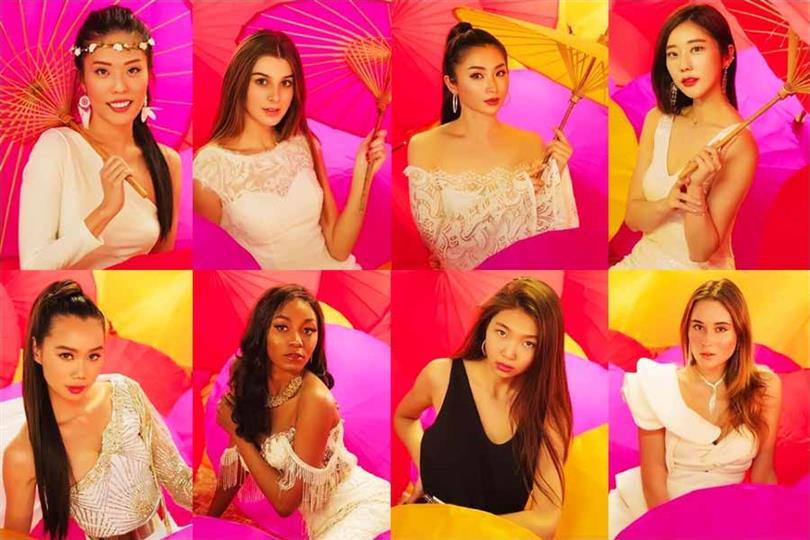 Meet The Contestants of Supermodel International 2020