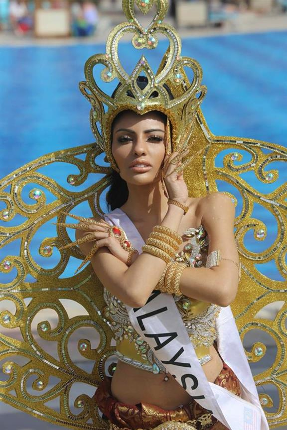 Our Top 10 Favourites from the National Costume round of Miss Intercontinental 2017
