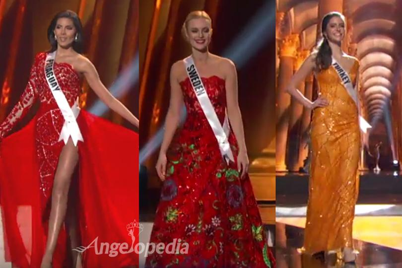 Miss Universe 2015 Best And Worst Evening Gowns