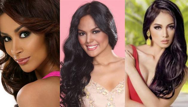 Angelee delos Reyes, Cindy Miranda, Czarina Rosales