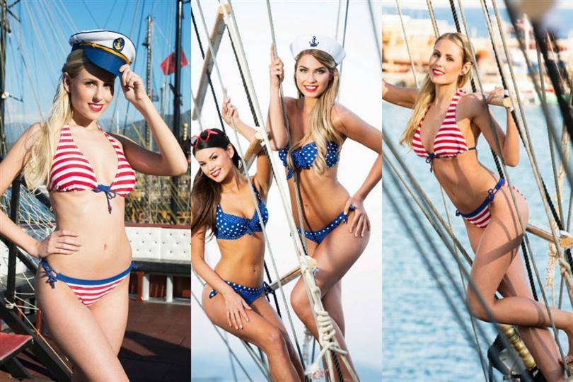 Miss SUomi 2015 finalists