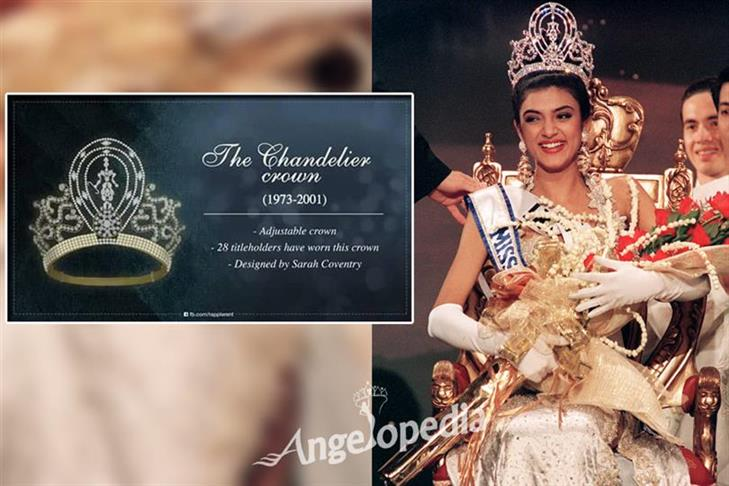 The Chandelier Crown (1973-2001)
