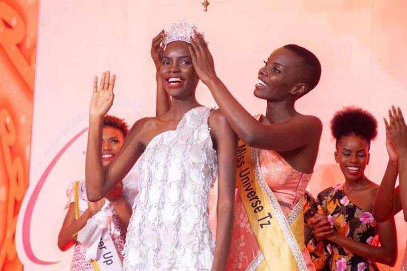 Shubila Stanton crowned Miss Universe Tanzania 2019