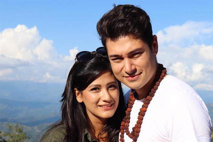 The Nepali beauty Shavona Shrestha tied a knot of marriage with her soulmate!