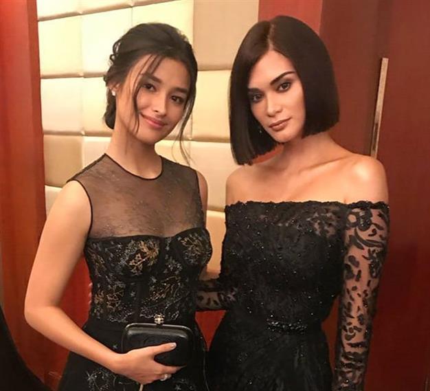 Former Miss Universe Pia Wurtzbach to play Valentina, Liza Soberano's Nemesis In 'Darna'?
