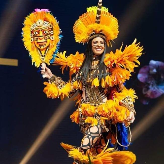 Best National Costumes of Miss Universe 2018 by Angelopedia