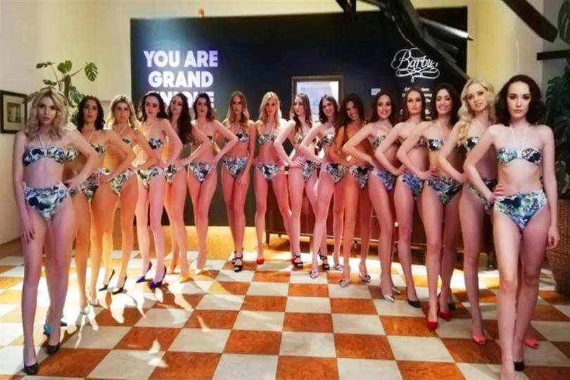 Miss Universe Croatia 2020 Meet the Delegates