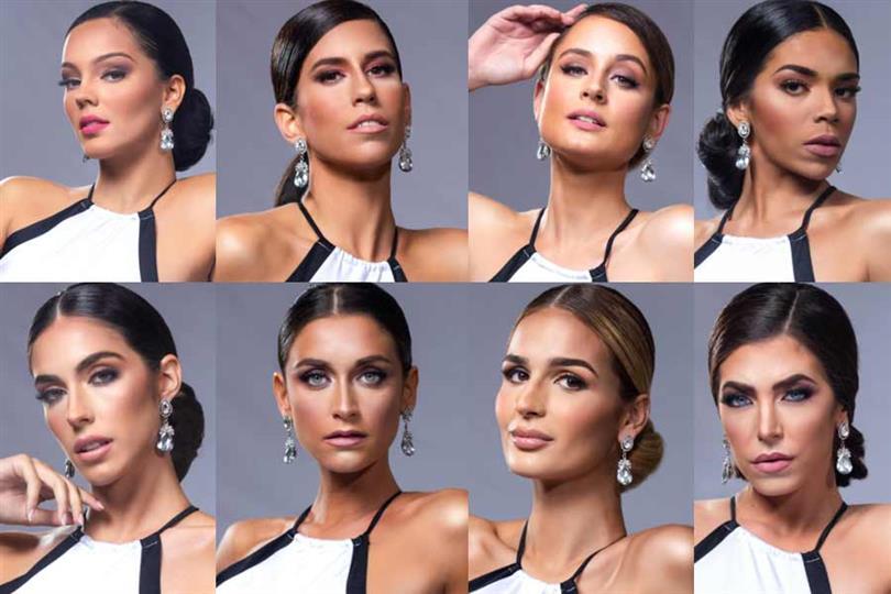 Miss Universe Spain 2021 Meet the Finalists