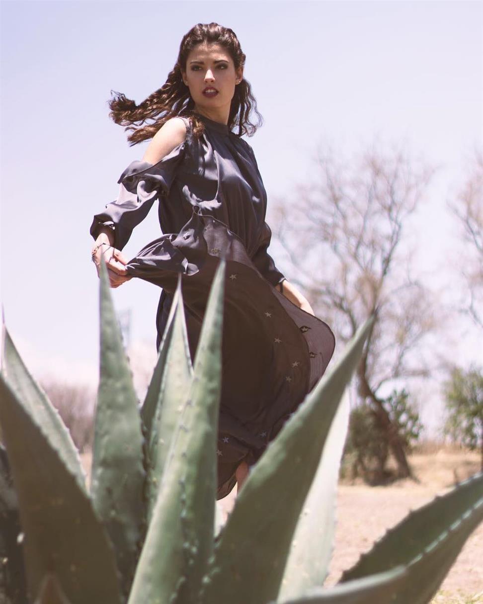Mexicana Universal Puebla 2017 Montserrat Curis for Mexicana Universal 2018