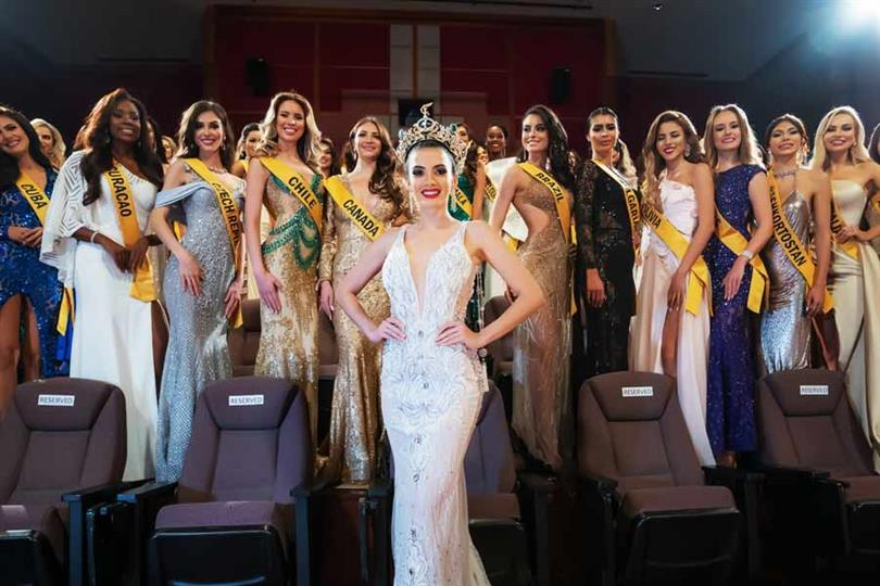 Miss Grand International 2019 Press Conference
