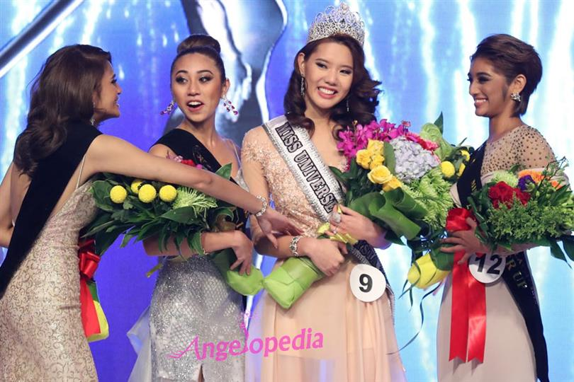 Jane Teoh Jun crowned Miss Universe Malaysia 2018 for Miss Universe 2018