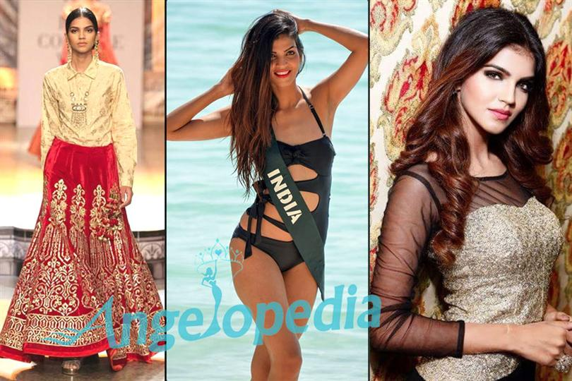 Rashi Yadav chasing the second Miss Earth crown for India at Miss Earth 2016