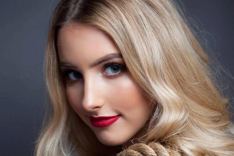 Christie Van Schalkwyk crowned Miss Earth Northern Ireland 2018