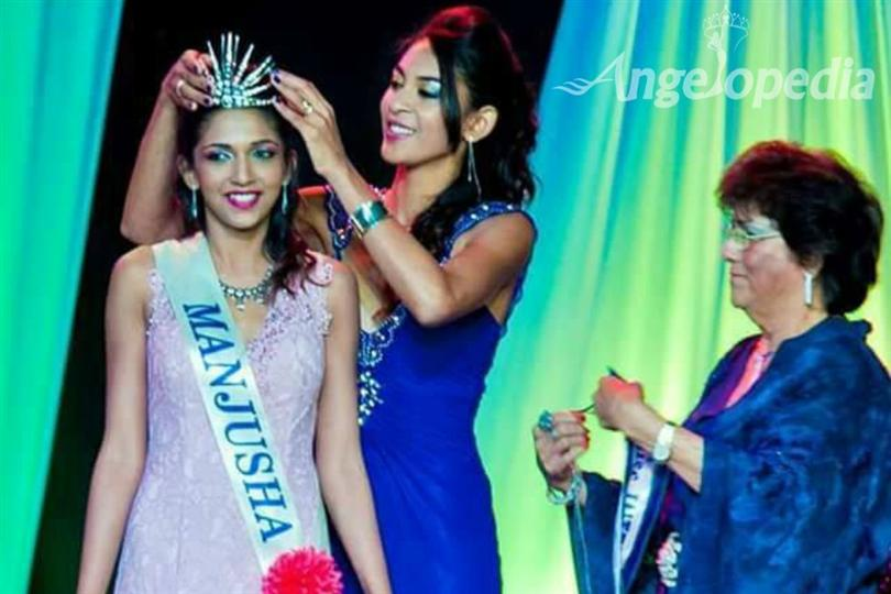 Manjusha Faugoo will not represent Mauritius at the Miss International 2016 pageant