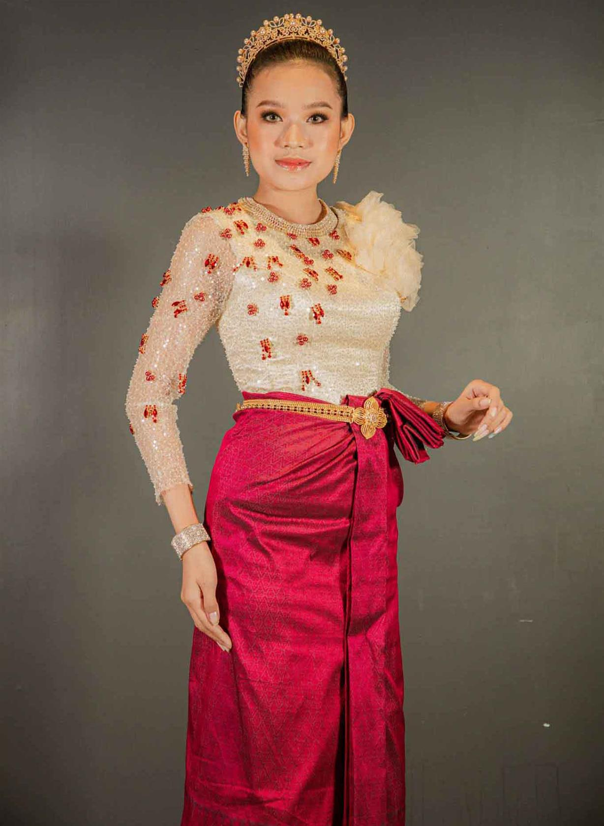 Miss Grand Mondulkiri 2020 Chhin Sreynit