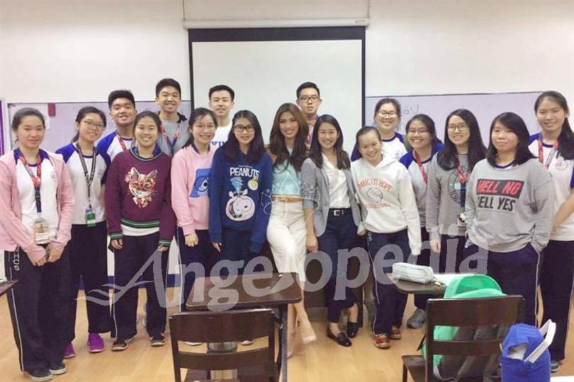 Nicole talks about introducing Social Entrepreneurship in School