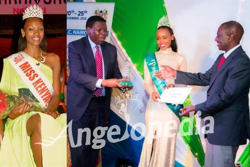 Grace Wanene honoured as the new Kenya Water Ambassador