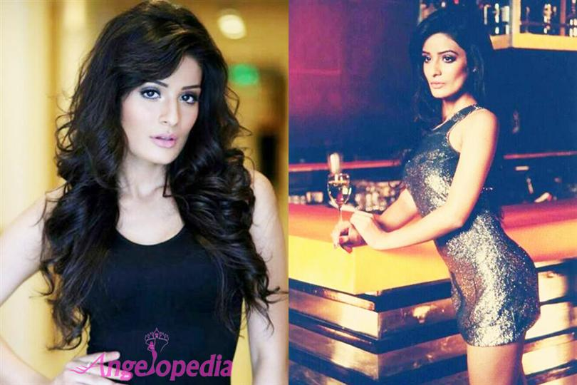 Rushali Rai for Miss India 2015