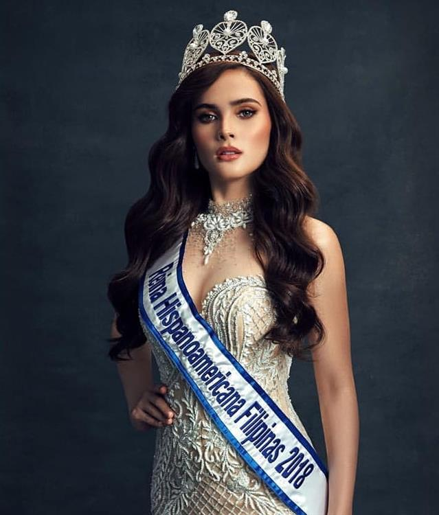 Will Alyssa Muhlach Alvarez bring the Reina Hispanoamericana crown to Philippines twice in a row?