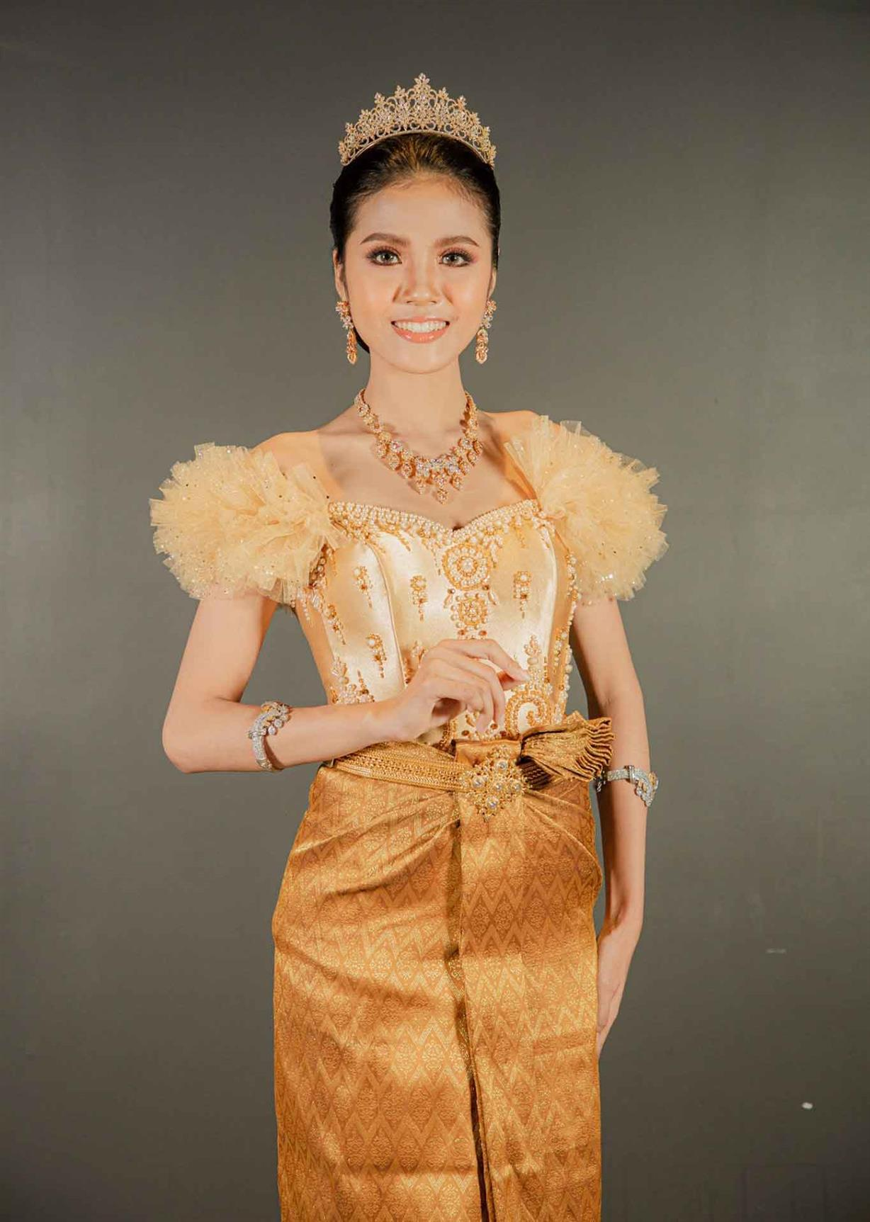 Miss Grand Siem Reap 2020 Uch Sokundavy