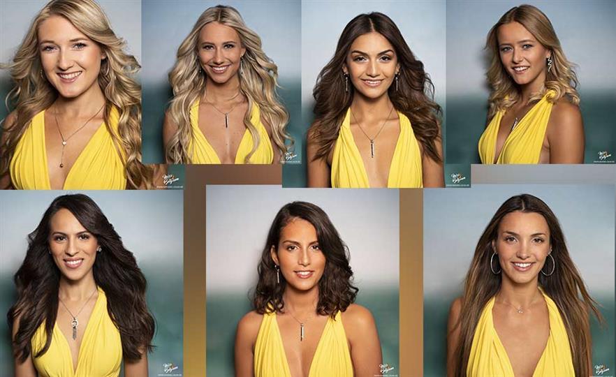 Miss Belgium 2020 Meet the Delegates