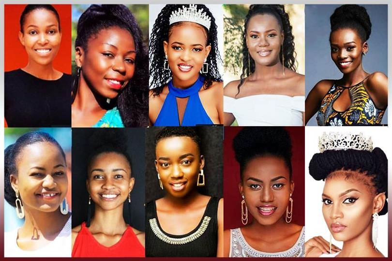 Miss Tanzania 2019 Meet the Contestants