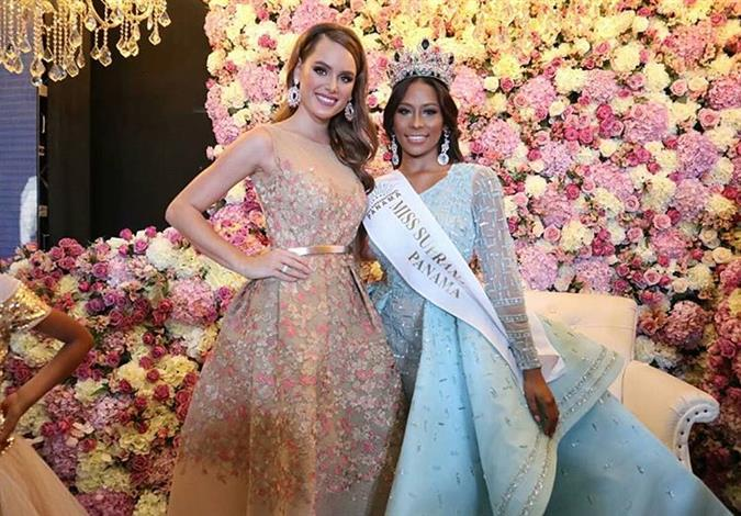 Keythlin Aleman to represent Panama in Miss Supranational 2018
