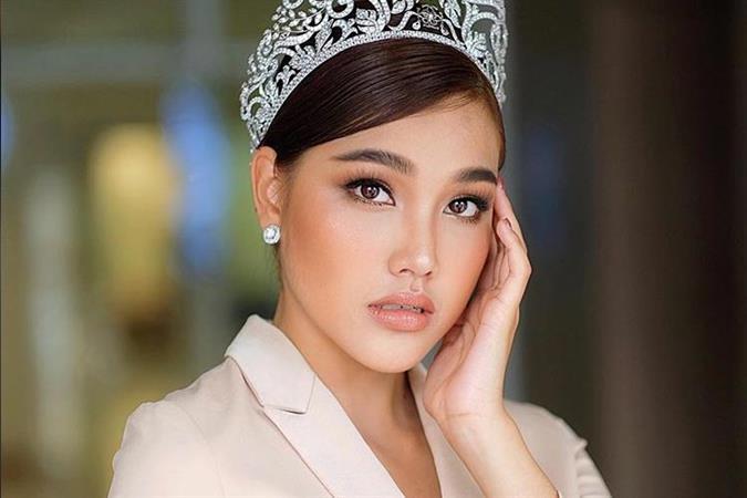 Narintorn Chadapattarawalrachoat Miss World Thailand 2019