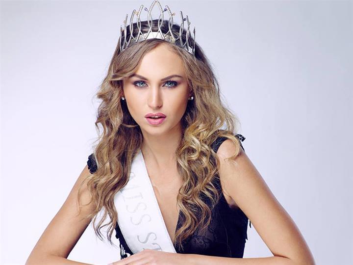 Beauty Talks with Miss Serbia 2018 Ivana Trišic