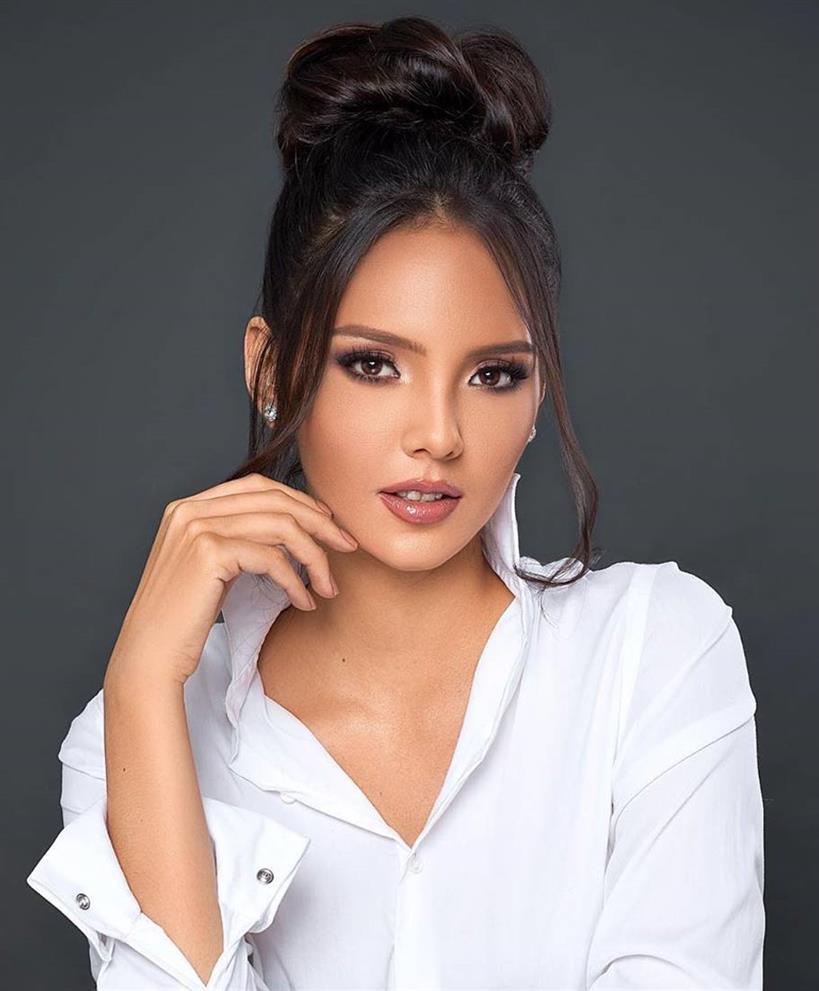 Delary Stoffers Villon Finalist Miss World Ecuador 2020