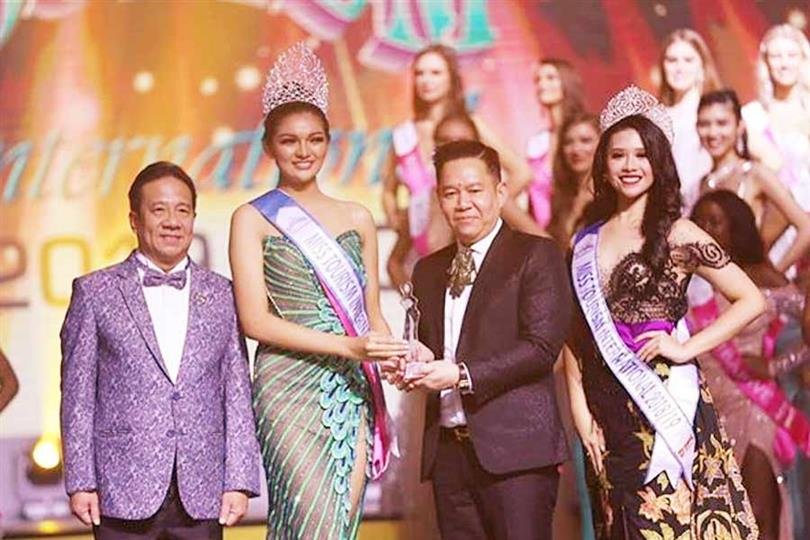 Cyrille Payumo from Philippines crowned Miss Tourism International 2019