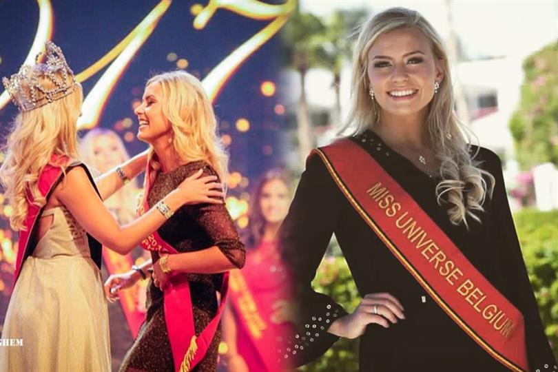 Liesbeth Claus appointed Miss Universe Belgium 2017