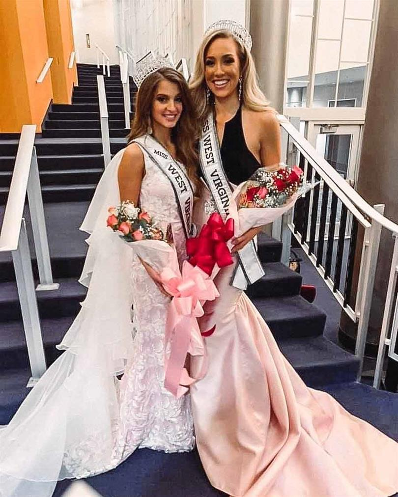 Meet Charlotte Bellotte Miss West Virginia USA 2020 for Miss USA 2020