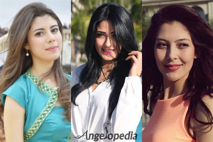 Miss Tunisie 2015 top 5 hot favourites