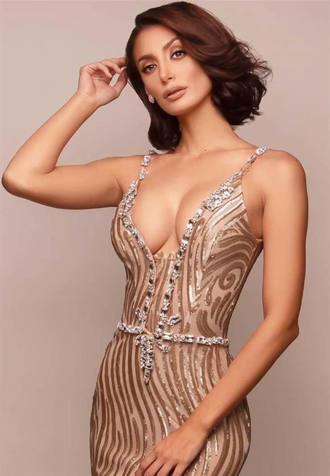 Ivana Carolina Irizarry was crowned Miss International Puerto Rico 2019